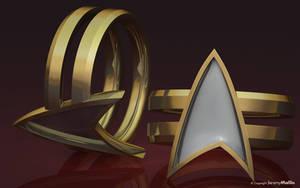 Voyager Ring by JeremyMallin