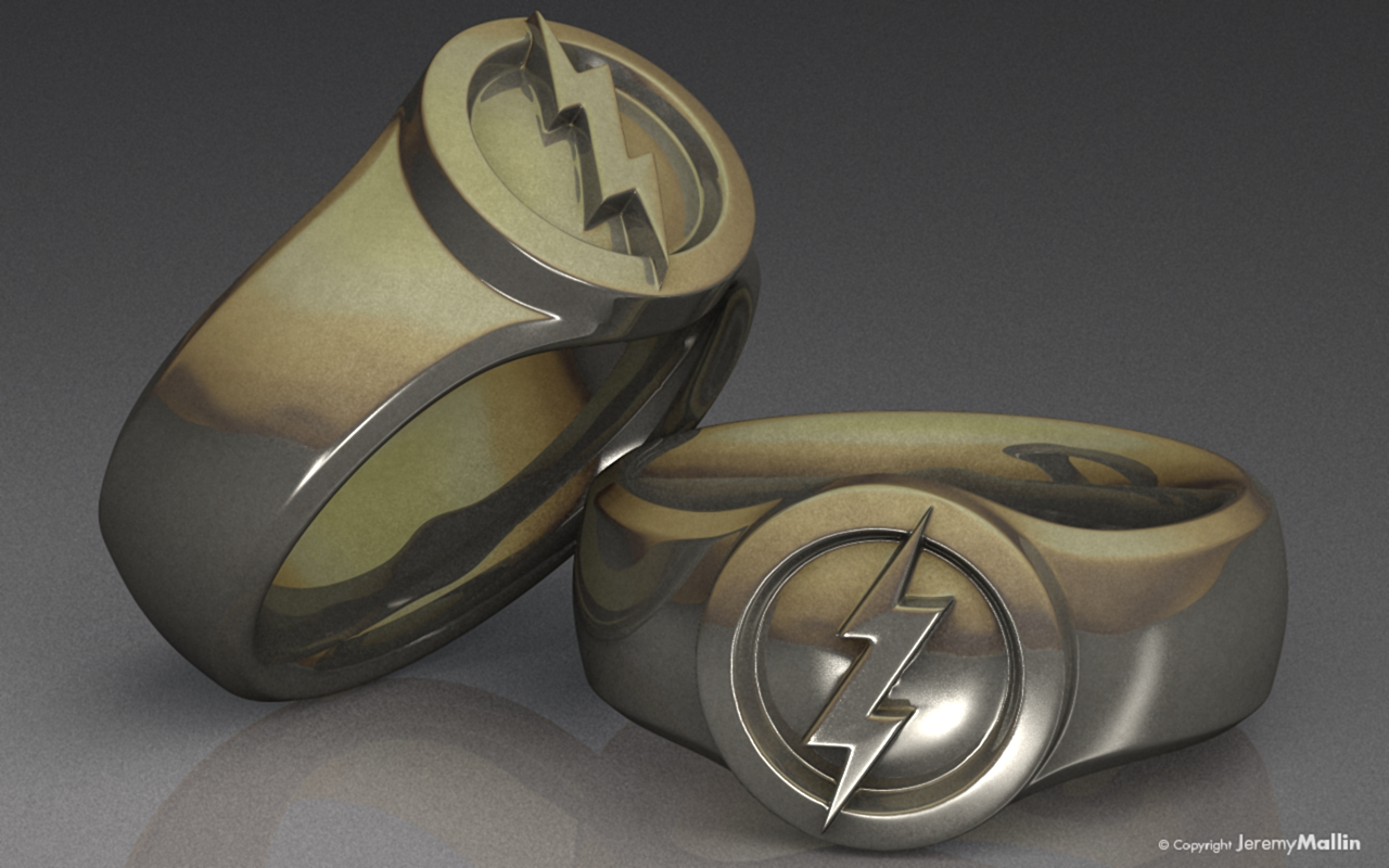 The Flash Ring By Jeremymallin On Deviantart