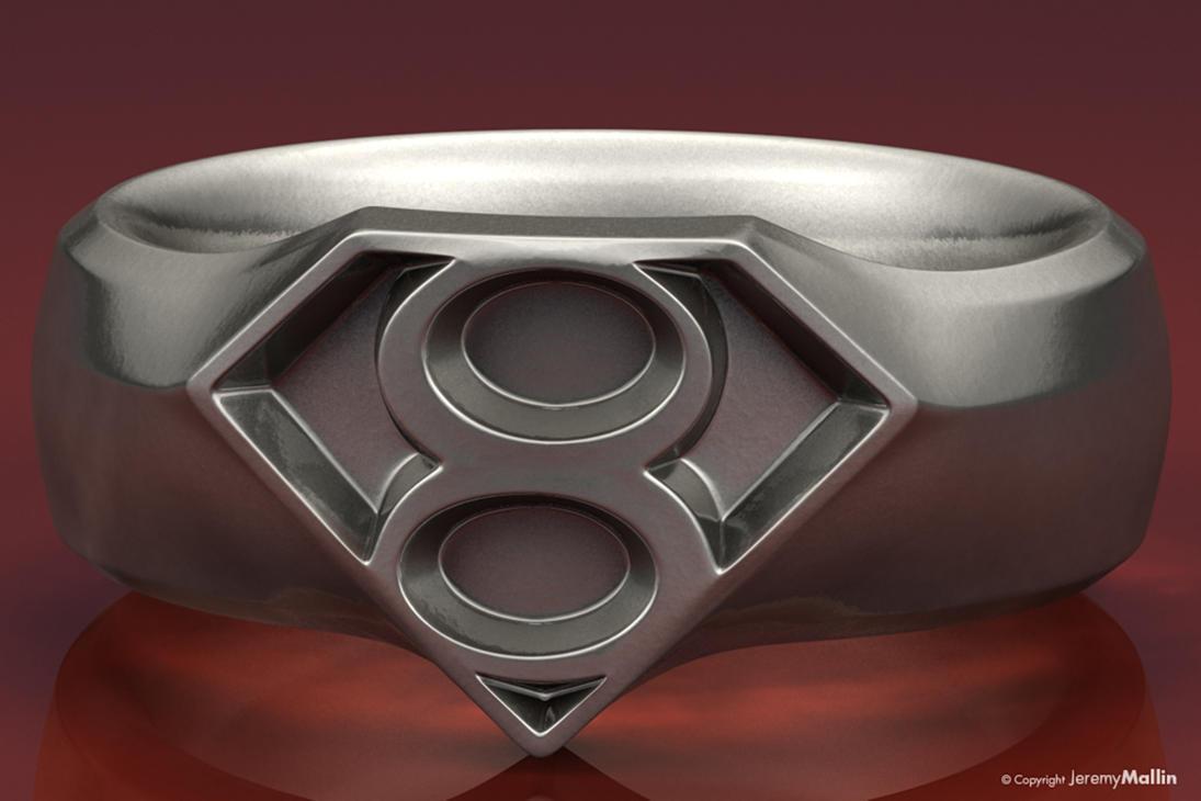 Kryptonian Ring By Jeremymallin On Deviantart