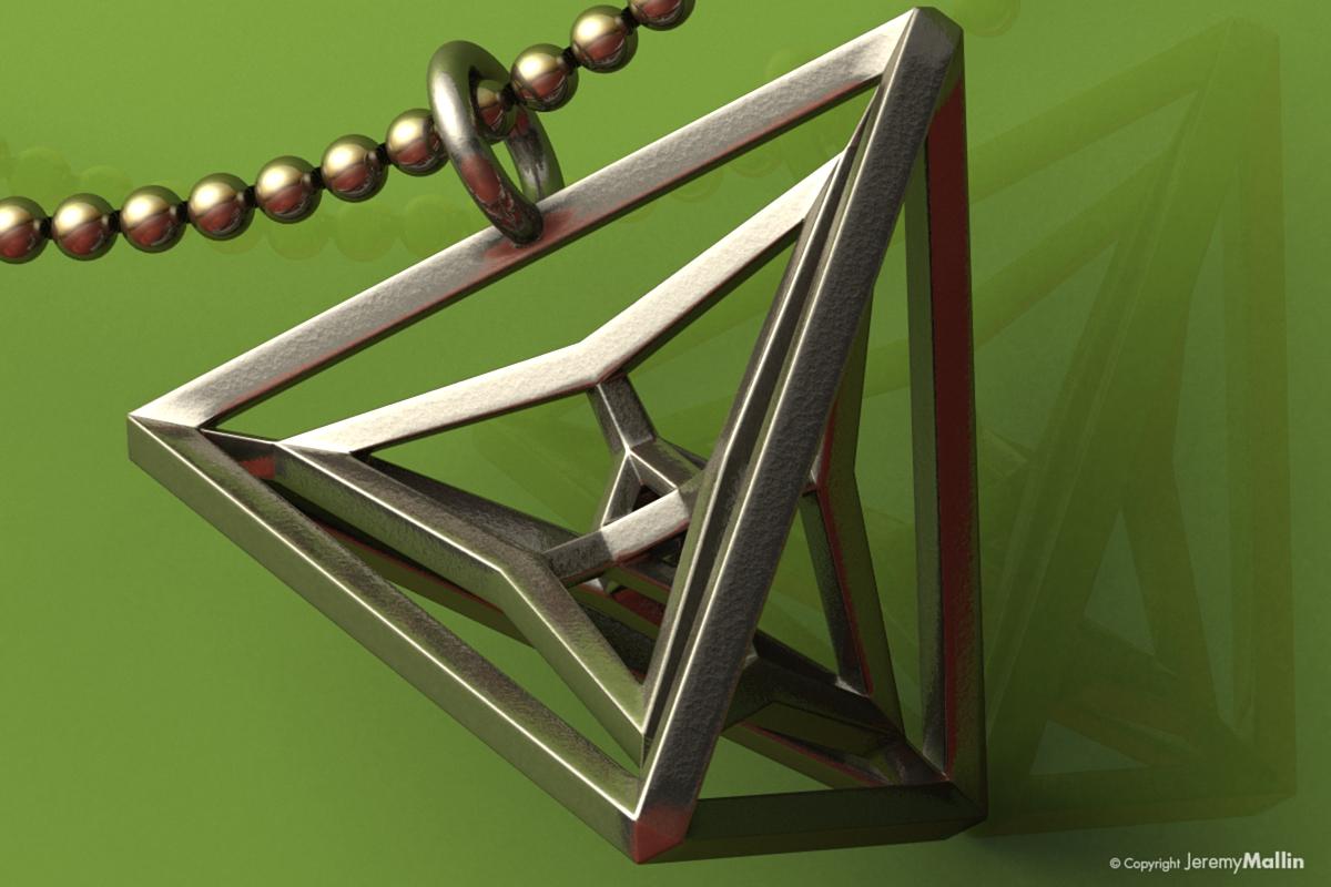 Tetrahedrix by JeremyMallin