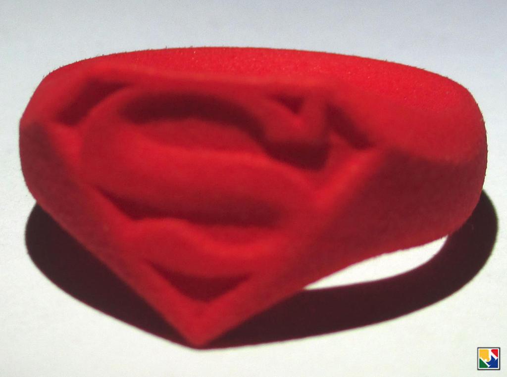 Superman Ring by JeremyMallin