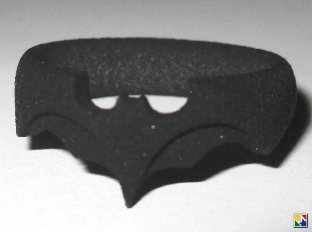 Batman Ring by JeremyMallin