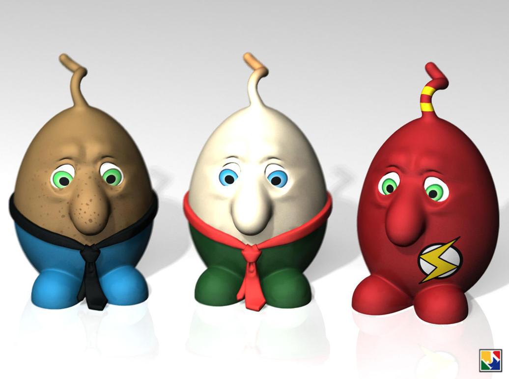 Egglet by JeremyMallin