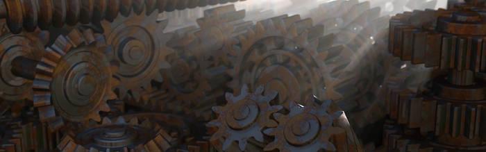 Gears Revisited by JeremyMallin