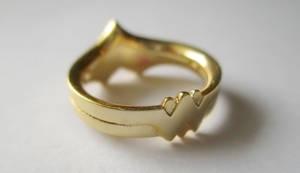 Wonder Woman Ring by JeremyMallin
