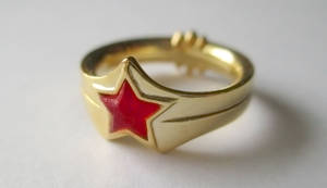 Wonder Woman Ring by JeremyMallin