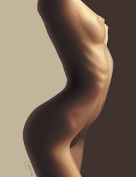 Vector Nude by JeremyMallin