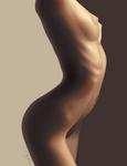 Vector Nude by JeremyMallin