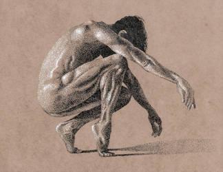 Nude Man by JeremyMallin