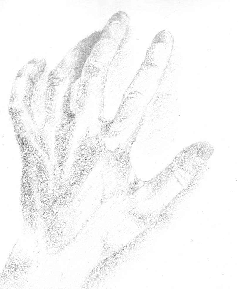 My Hand by JeremyMallin