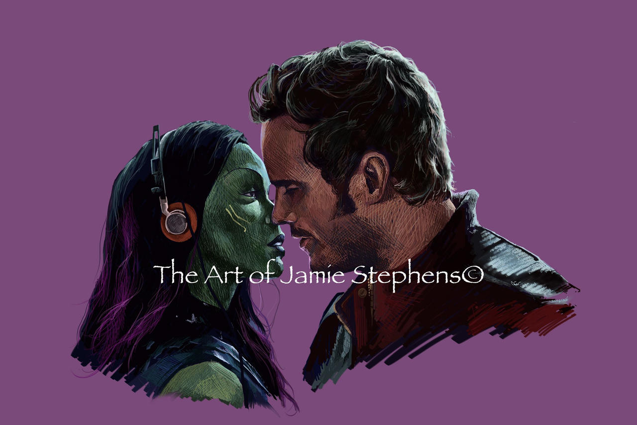 gamora and star lord relationship help