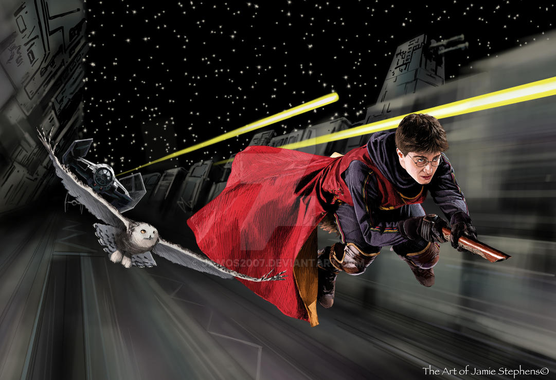 Harry wars by Jamos2007