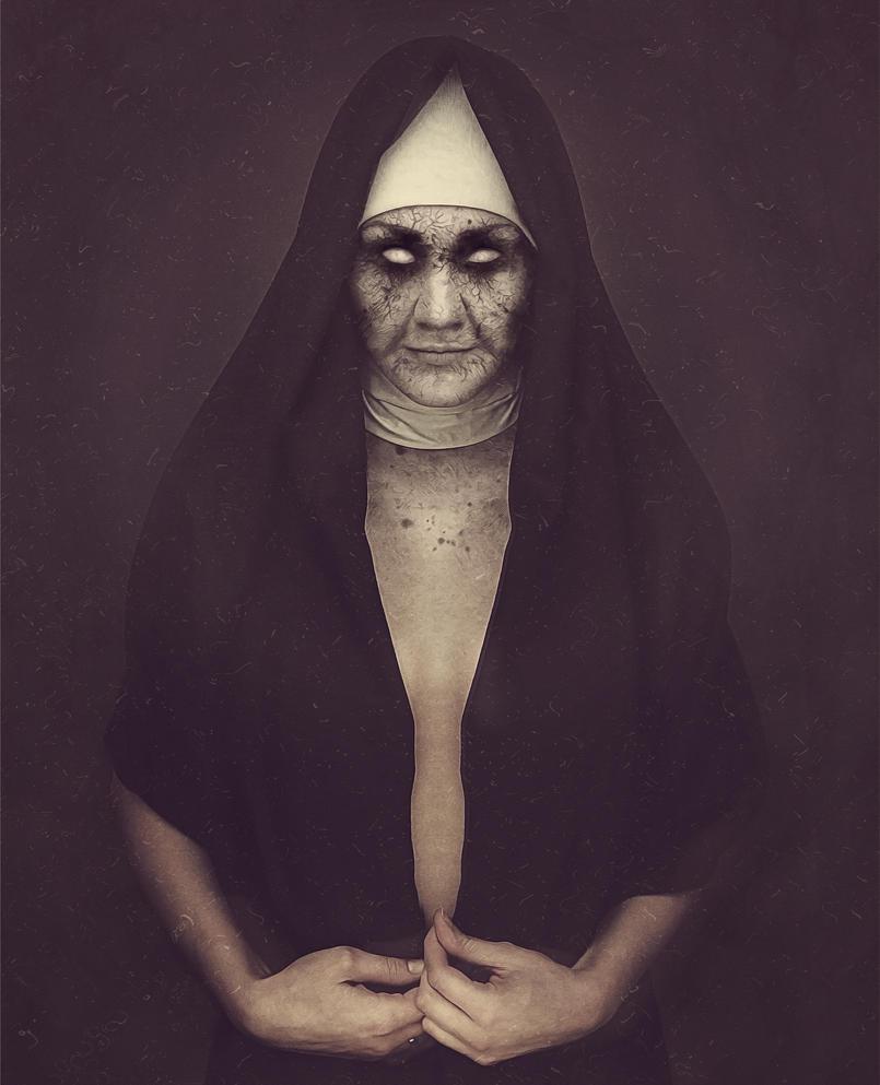 Zombie Nun by Reidy68