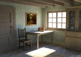 First interior by Goplanin
