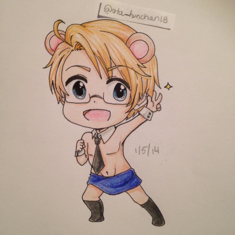 Bear-y Cute by SaMelodii