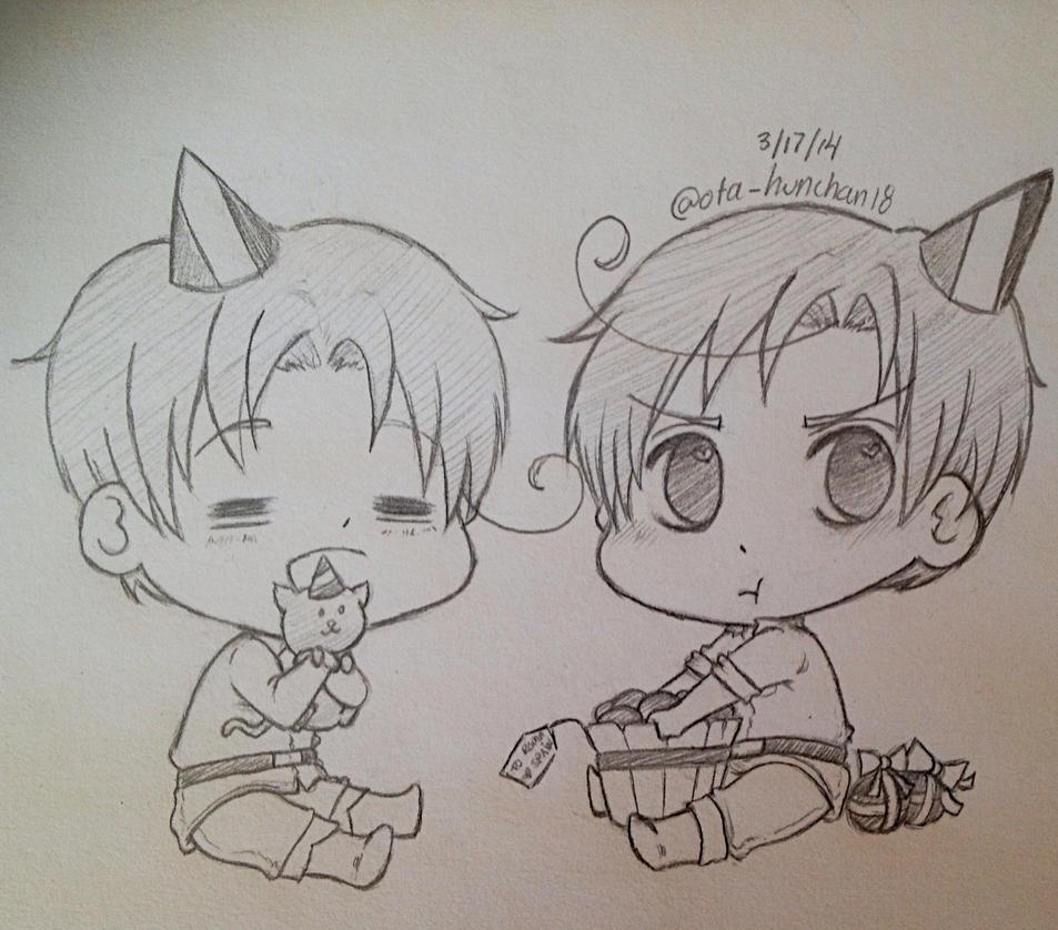 Birthday Bros! by otahunchan18