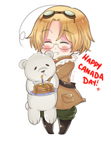 Happy Canada Day! by SaMelodii