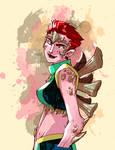 IllustriousBits Week 9 - Marrow