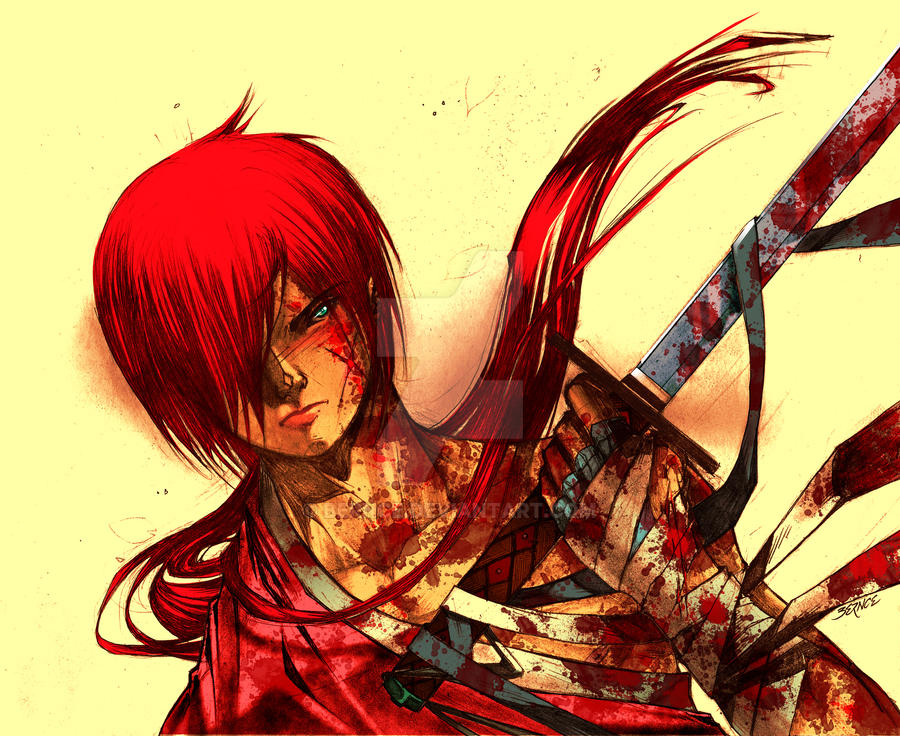 Rurouni Kenshin: Past Hunts by bernce