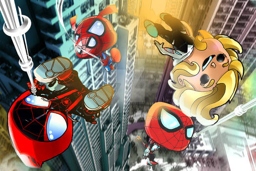 Spider-Con Exclusive Halloween ComicFest