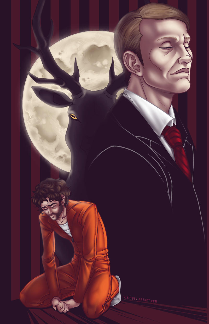 Hannigram by Vixii