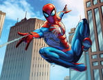 Advanced Suit Spider-Man - PS4 Spider-Man