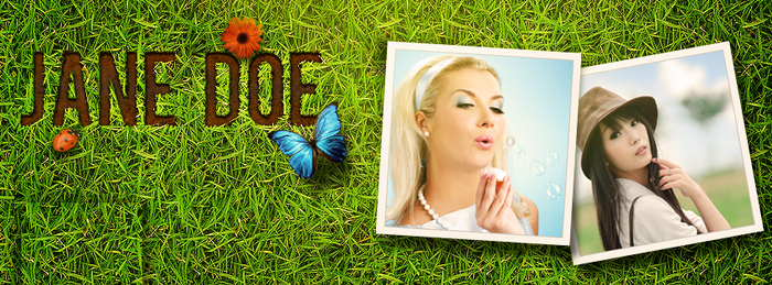 Mother Nature FB Timeline Cover - Buy Now!