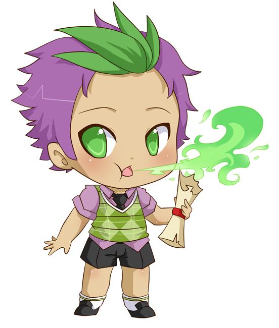 Spike by pixelpoe