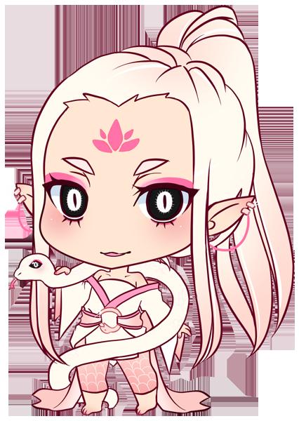 Gift: Lian for onisuu by pixelpoe
