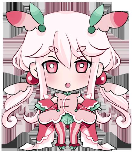 Lurantis Mini Chibi by pixelpoe