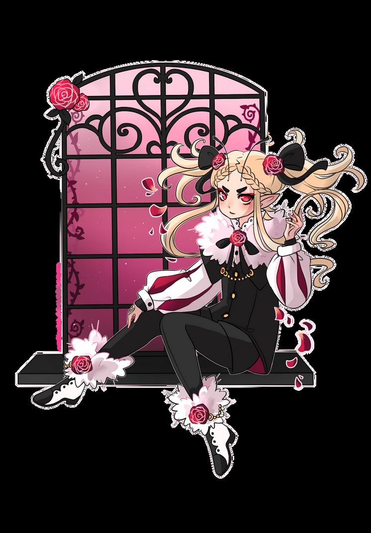 The Gloom Queen by pixelpoe