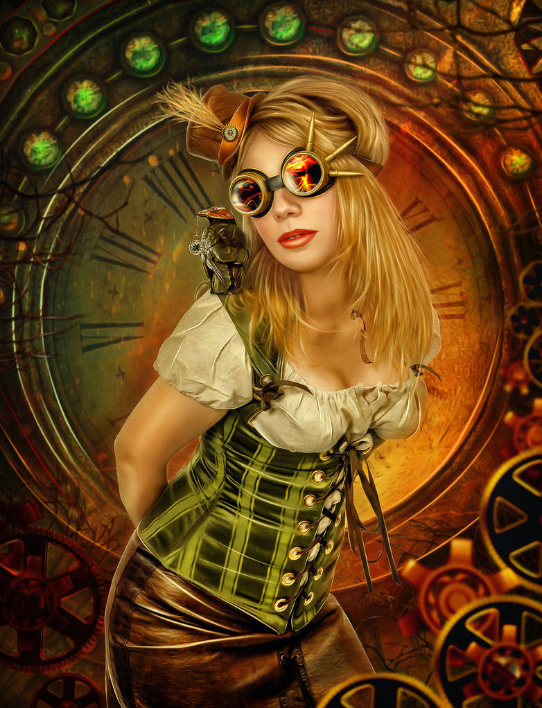 Steampunk is another reality