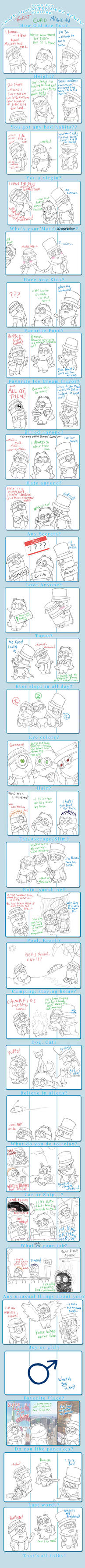 Meme with Minions by FeralSonic