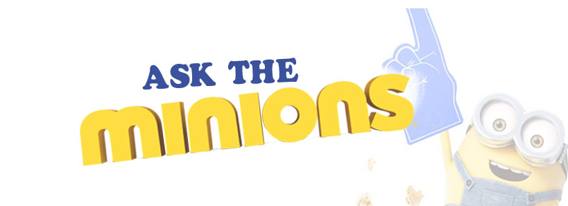 Ask The Minions by FeralSonic