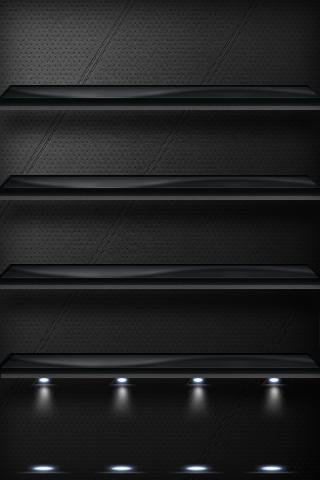 Elegant iPhone Shelf by LiLmEgZ97