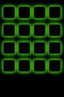 Green Glow iPhone by LiLmEgZ97