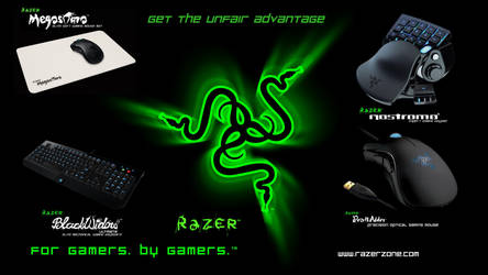 Razer Quad Damage Final by LiLmEgZ97