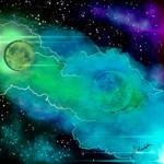 Green meet Blue