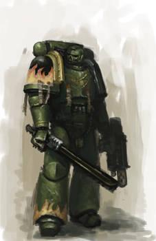 Salamanders Sergeant