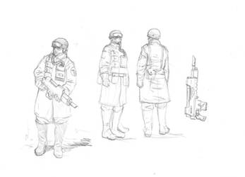steel legion sketches
