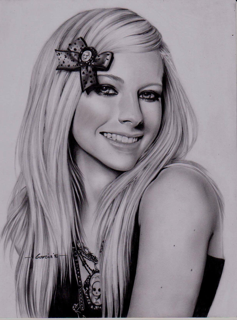 my avril lavigne by spolarium626