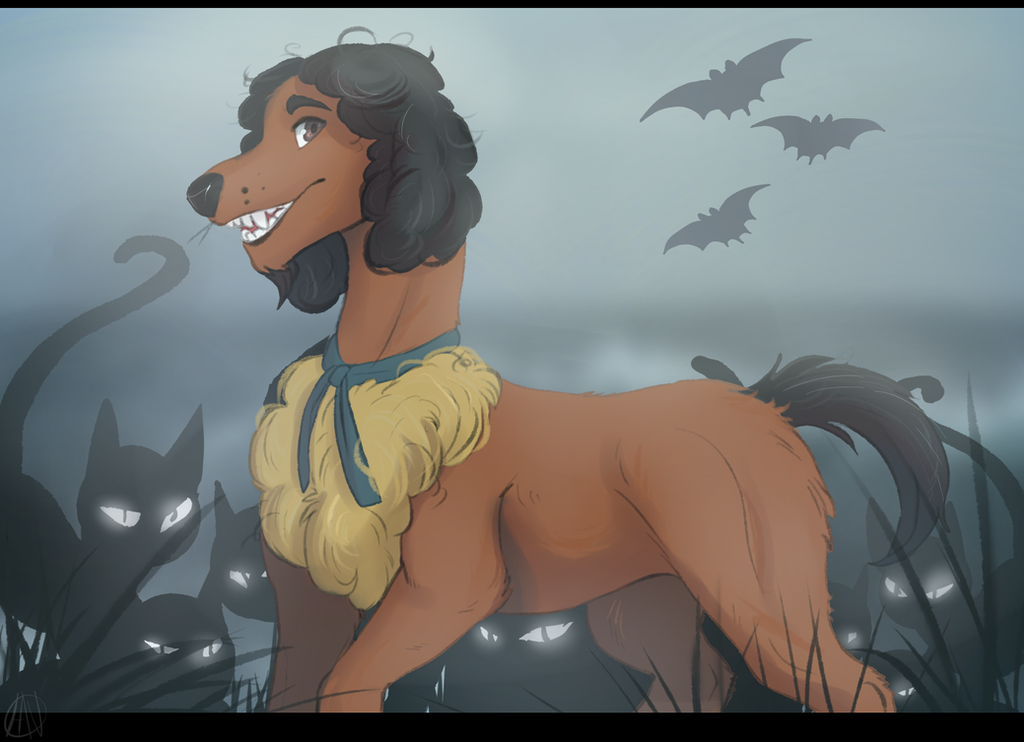 Dog in Boots by 1AN1 on DeviantArt