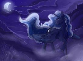 Princess Luna by 1AN1