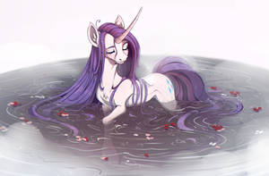 Bathing Rarity