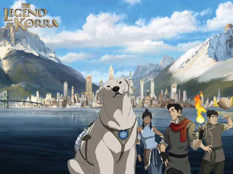 The legend of korra wallpaper 2 by howie62 on deviantart the legend of korra wallpaper 2 by howie62 voltagebd Images