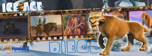 Diego | Ice Age - Timeline Facebook
