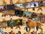 Diego   Ice Age - Wallpaper