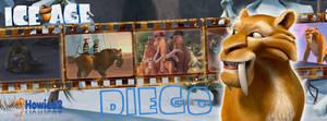 Diego | Ice Age - Timeline Facebook (Edited)
