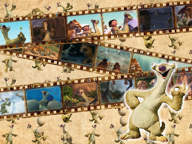Sid | Ice Age - Wallpaper by Howie62