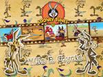 Wile E. Coyote   Looney Tunes - Wallpaper